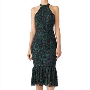Alexia Admor lace dress xs 0 2 $795 Marchesa Notte